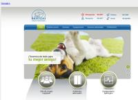 Sitio web de Clinica Veterinaria Bertchi
