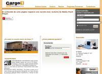 Sitio web de Cargo 1