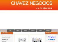 Sitio web de Chavez Negocios S.a.