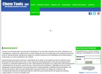Sitio web de Chem Tools Sac