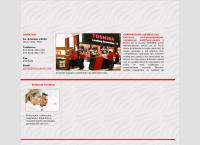 Sitio web de Corporacion Copymax S a C