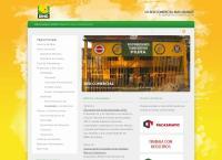 Sitio web de Dino