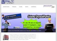 Sitio web de Drywalltec