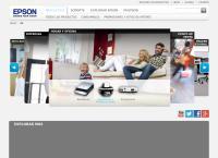Sitio web de Epson Peru S.A