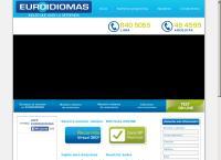 Sitio web de Euroidiomas