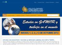 Sitio web de Cetpro Gamor Benjamin Galecio Matos