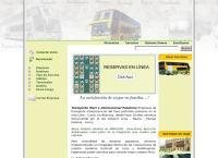 Sitio web de Wari Cargo S.a.c.