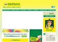 Sitio web de Inkafarma Sucursal PIURA 1