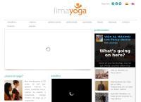 Sitio web de Lima Yoga