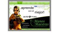 Sitio web de Manos Maestras