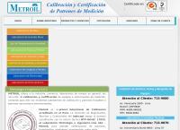 Sitio web de Metroil