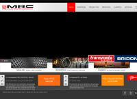 Sitio web de MRC Mallas Resortes y Cables S.A.C