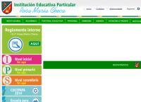 Sitio web de Colegio Rosa Maria Checa