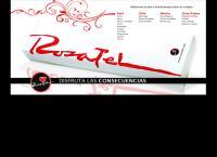 Sitio web de Rosatel