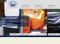 Sitio web de A. America Fundas y Toldos