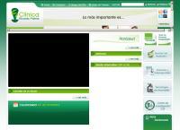 Sitio web de Clinica Ricardo Palma Sucursal Plaza Lima Sur