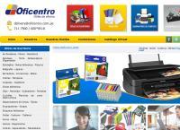 Sitio web de Oficentro - Sucursal Chorrillos
