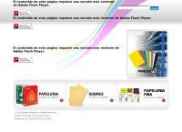 Sitio web de Papelera Valderrama S.A.C.