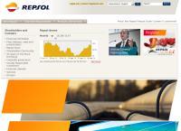 Sitio web de Repsol - Sucursal AREQUIPA