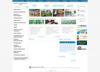 Sitio web de SENASA Sucursal Cajamarca