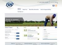 Sitio web de Tecnologia Quimica y Comercio S.a