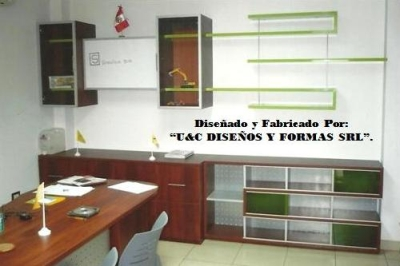 U c dise os y formas s r l lima av universitaria 3205 for Muebles de oficina olivos