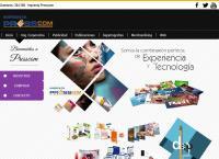 Sitio web de Imprenta Presscom
