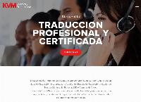 Sitio web de Kvm-Traduccion Certificada y Oficial en Ingles-Frances-Portugues-Aleman-Italiano