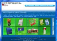Sitio web de Acril Max Peru E.i.r.l