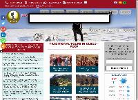 Sitio web de Leading Peru Travel