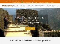 Sitio web de TOUR IN PERU E.I.R.L.