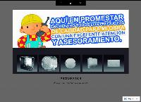 Sitio web de Corporacion Promestar