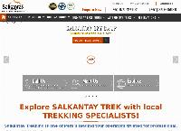Sitio web de Salkantay Trekking
