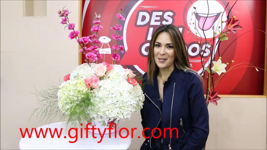 Giftyflor Enviar flores en Lima, Silvia Cornejo